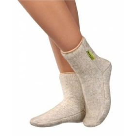 Носки из овечьей шерсти